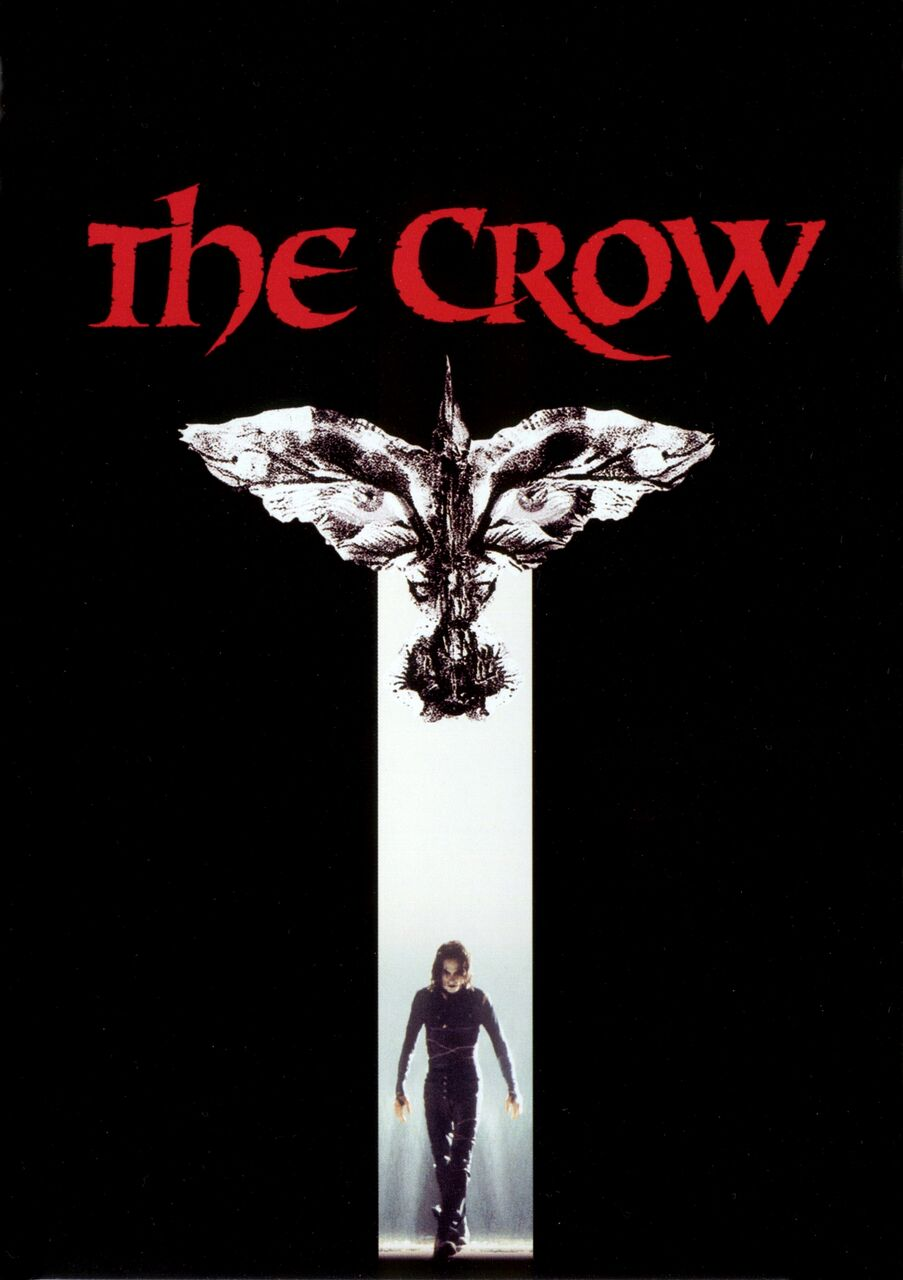 The Crow Full Movie In English