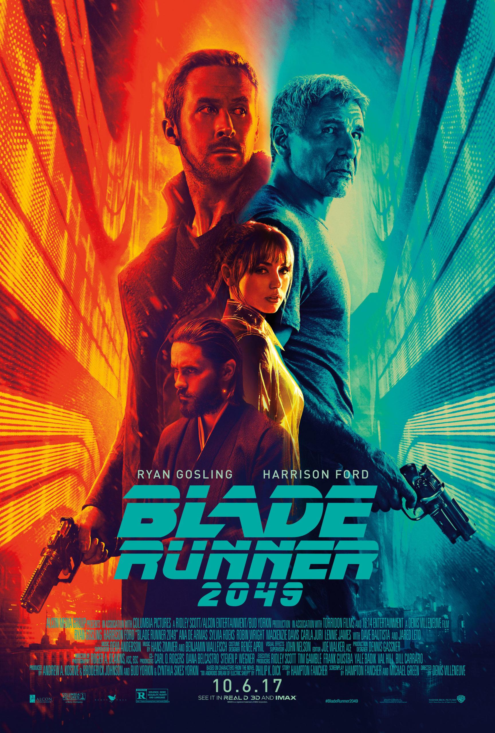 New Trailer: Blade Runner 2049 - DNEG